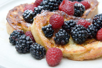 Dr. Susan's Gluten-free Dairy-free Sugar-free High Protein French Toast Recipe