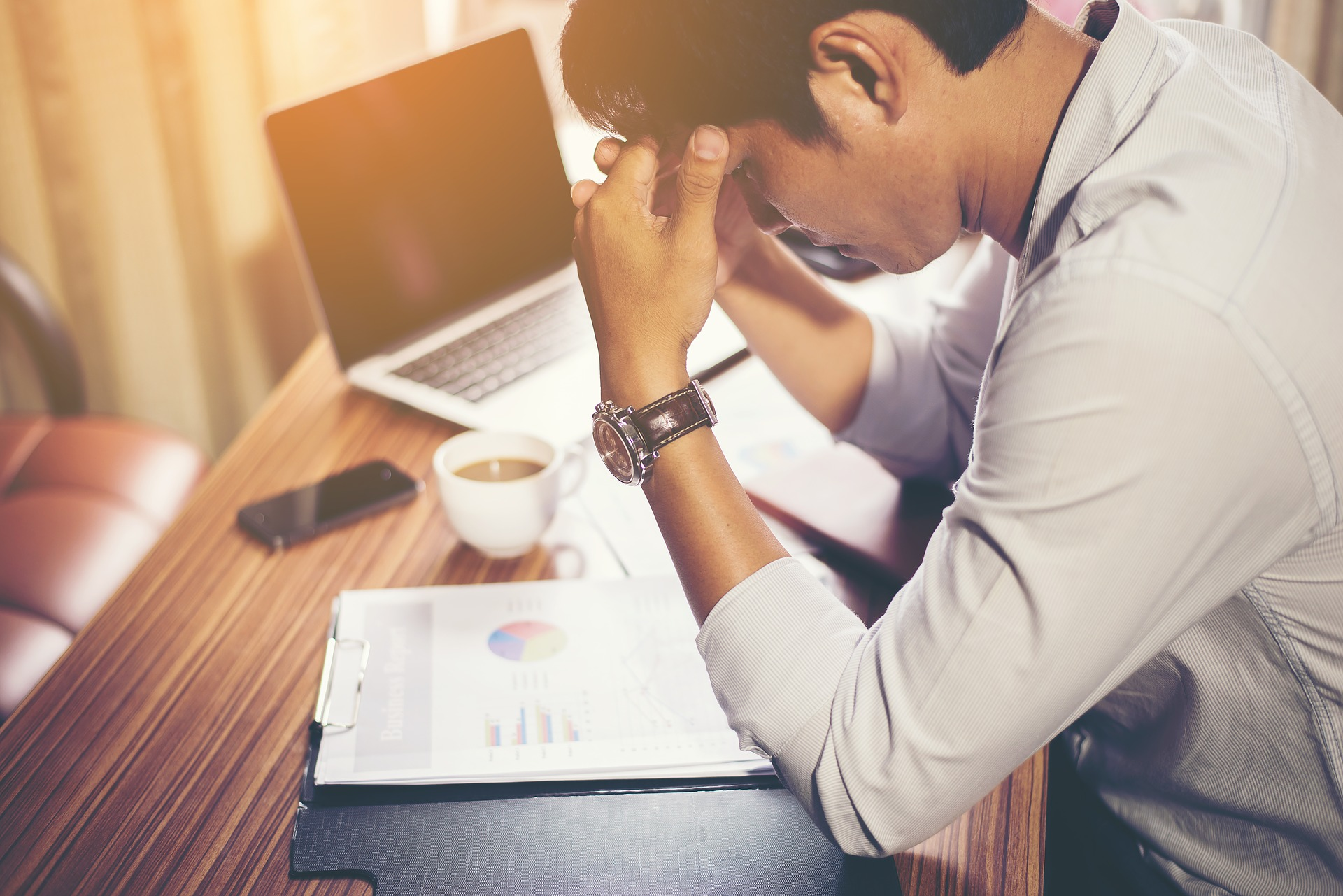 Stressed Out? You May Be Too Conscientious